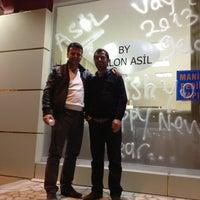Photo taken at by Salon ASİL by Oktay K. on 12/30/2012