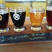Photo taken at Chatham Brewing by Patti M. on 4/10/2016