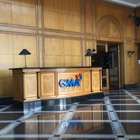 Photo taken at GMA Network Center by Shaira O. on 1/4/2017