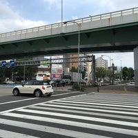 Photo taken at 若宮北交差点 by naoto . on 9/7/2016