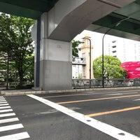 Photo taken at 南北橋 by naoto . on 5/3/2018