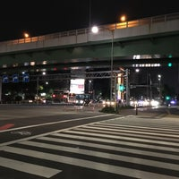 Photo taken at 若宮北交差点 by naoto . on 6/21/2016