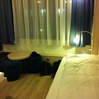 Photo taken at H2 Hotel Berlin Alexanderplatz by David . on 3/13/2013