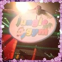 Photo taken at Jungle Gym Kiulap by tml 2. on 10/27/2012