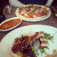 Photo taken at Jamie's Italian by Billie J. on 3/1/2013