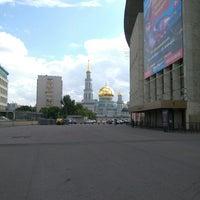 Das Foto wurde bei СК «Олимпийский» von Николай Г. am 7/13/2018 aufgenommen