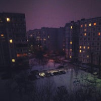 Photo taken at Cherkasy by Жанна Ж. on 1/31/2013