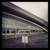 Photo taken at Adler Arena by Михаил К. on 3/17/2013