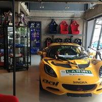 Photo taken at Vattana Motorsport by Poong P. on 3/29/2013