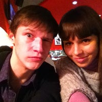 "Photo taken at кафе ""КиноФреш"" by Игорь Ж. on 2/6/2013"