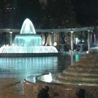 Снимок сделан в Площадь Фонтанов пользователем Islam S. 1/31/2013