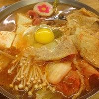 Photo taken at 三媽臭臭鍋 by Juliana G. on 2/8/2014