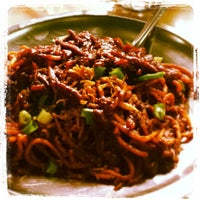 """Photo taken at Hameed """"PATA"""" Special Mee Sotong by MYHaojiakFood 号. on 7/16/2013"""