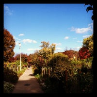 Photo taken at Fenway Victory Gardens by Caroline H. on 11/3/2012