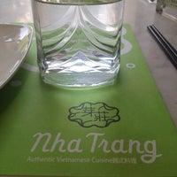 Photo taken at Nha Trang - 芽庄 by Irina V. on 11/21/2013