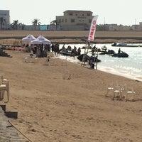 Photo taken at نادي المارينا للرياضات البحرية ب درة العروس by Saud A. on 4/25/2014
