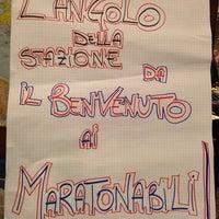 Photo taken at L'Angolo della Stazione by Ross d. on 11/23/2013