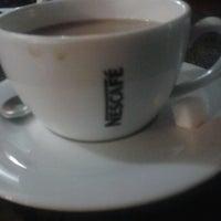 Photo taken at Cafe Emirgan by Salman S. on 12/31/2012