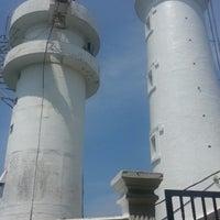 Photo taken at Tanjung Tuan lighthouse by Thomas M. on 2/4/2014