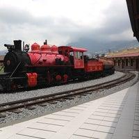 Foto tomada en Estación de Tren Chimbacalle por Mauricio G. el 3/17/2013