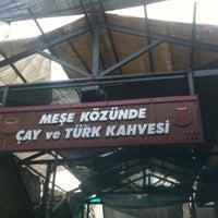 Photo taken at Mevlana Çay Bahçesi by Caner Ö. on 12/1/2013