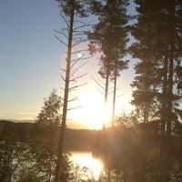 Photo taken at Villa Maaria by Ольга Г. on 6/15/2013