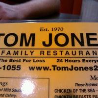 Photo taken at Tom Jones Family Restaurant by Keith R. on 7/26/2013