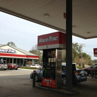 Photo taken at RaceTrac by Leilani S. on 1/21/2013