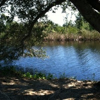 Photo taken at Gulf State Park by Romy T. on 10/6/2012