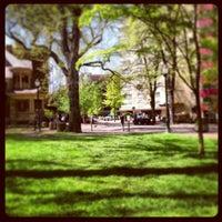 Photo taken at Portland State University by Trevor L. on 4/30/2013