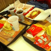 Photo taken at McDonald's by Faith J. on 3/27/2013