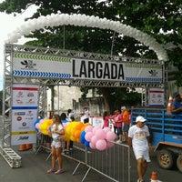 Photo taken at Color Run Recife by Luiz Fernando F. on 7/28/2013