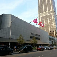 Photo taken at Holt Renfrew Centre by Veronica D. on 9/17/2012