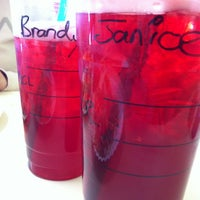 Photo taken at Starbucks by Janise T. on 1/28/2013