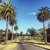 Photo taken at Centennial Park by Suan K. on 1/11/2013
