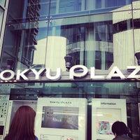 Photo taken at Tokyu Plaza Omotesando Harajuku by Ayaka O. on 3/19/2013