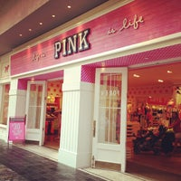 Photo taken at Victoria's Secret PINK by Ayaka O. on 2/11/2013