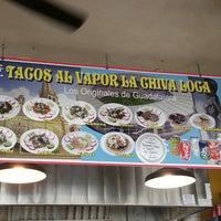 Photo taken at La Chiva Loca Restaurant by Adán M. on 3/14/2013