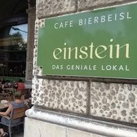 Photo taken at Café Einstein by George C. on 7/7/2013