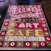 2/19/2013에 Josh G.님이 Ella's Americana Folk Art Cafe에서 찍은 사진