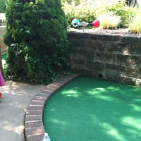 Photo taken at Udders and Putters Mini Golf Course by Alex R. on 6/12/2013