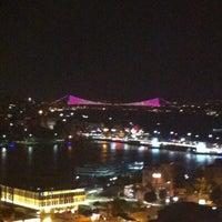 7/19/2013에 Sena Y.님이 Mimar Sinan Teras Cafe에서 찍은 사진