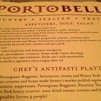 Photo taken at Portobello Country Italian Trattoria by Scott B. on 2/13/2013