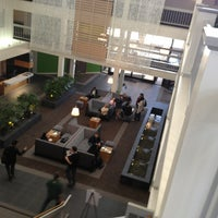 Photo taken at The Domain Hotel by Scott B. on 3/13/2013