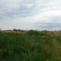 Photo taken at Stajnia Sportowo-hodowlana Kolanowski by Marcin O. on 6/15/2013