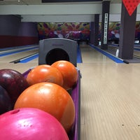 Photo taken at Garwood Lanes by Kelly S. on 1/17/2016