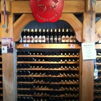 Photo taken at Warwick Valley Winery & Distillery by Kelly S. on 10/21/2012