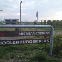 Photo taken at Speeltuin Toolenburgse Plas by Remco R. on 4/29/2014