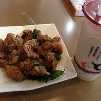 Photo taken at Ocha Tea Café & Restaurant by We W. on 7/8/2013