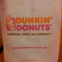 Photo taken at Dunkin' Donuts by Jarno K. on 1/29/2013